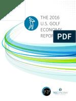US Golf EIS Report 2016_TEConomy RIMS_19Apr2018