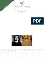 Pataphysics and Computing