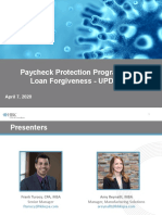 COVID-19 Paycheck Protection Program 4.7.20_FINAL