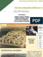 Residencia Palomino -Grupo 2