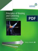 Umicore BrazeTec Principles of Brazing