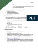 Structure Analysis Tutorial