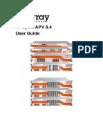 Array Network - App user guide.pdf