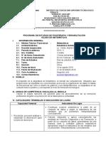 Silabus Estadistica II Ciclo