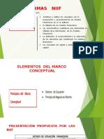 Presentación  Estados  Financieros  Bajo  NIIF