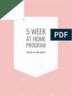 5 Week At Home Program.pdf