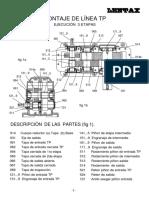 Montaje Lentax DP250TP (mantenimiento).pdf