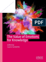 The Value of Emotions for Knowledge