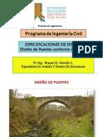 2. ESPECIFICACIONES DE DISEÑO