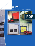 Portoni automatici veloci - Porte flessibili industriali