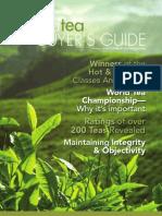 World Tea Buyers Guide