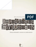 Repositorios institucionais