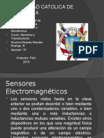 Sensores Electromagnéticos