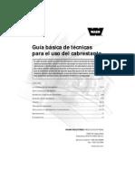 Manual Utilizacion Cabestrante