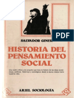 Salvador Giner - Historia del pensamiento social-Ariel (1982).pdf