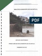 ESTUDIO DE SUELOS - BIBLIOTECA HACARÃ_ (N DE SANTANDER).pdf