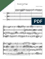 Estudo da Fuga n°1 - Partitura completa.pdf