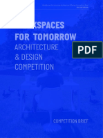 Workspaces for Tomorrow - Competition Brief