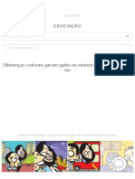 Diferenças culturais geram gafes no exterior; saiba como evitá-las - 30_01_2013 - UOL Educação