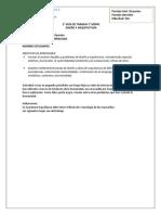 Guía DISEÑO Y ARQUITECTURA