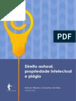 Direito Autoral, Propriedade Intelectual e Plágio (Rubens Ribeiro Golçalves da Silva).pdf