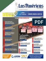 DIARIO LAS AMÉRICAS Portada digital del martes 14 de abril de 2020