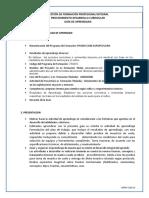 GFPI-F-019_Formato_Guia_de TRABAJO_Aprendizaje Establecer las acciones correctivas o enmiendas
