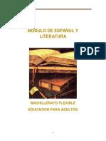 2.MODULO DE ESPAÑOL Y LITERATURA