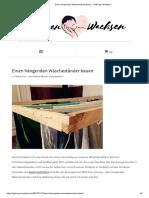 Einen hängenden Wäscheständer bauen - Geborgen Wachsen.pdf