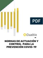 NORMAS DE ACTUACIÓN  COVID-19-GENERAL_REV2