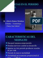 EMERGENCIAS EN EL PERIODO NEONATAL 1