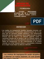 medios de impugnación-  derecho procesal laboral