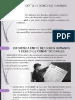 1.EXPO-DERECHOS HUMANOS Y PSICOLOGIA JURIDICA