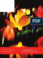 M&a Guide to SE Asia and India CC 2009
