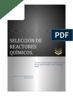 SELECCION DE REACTORES QUIMICOS curso especial.docx