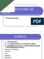 6 MANUAL de EXAMES de URINA.ppt