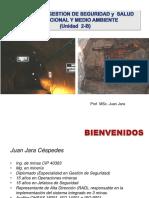 4. Gestión de Seguridad y salud ocupacional- (Unidad 2-B)