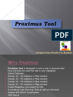 Proximus Tool for Mapinfo