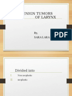 Benign tumours of larynx.pptx