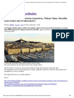 Is there a connection between coronavirus, Wuhan-China, Marseille, Lyon-France and P4 laboratories