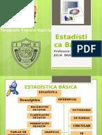 Estadistica-Conceptos clases tablas