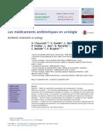 Les médicaments antibiotiques en urologie-1