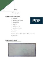 lca lab report