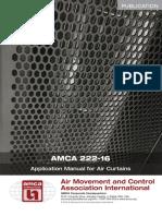 AMCA 222-16
