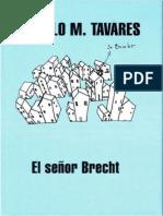 El senor Brecht - Goncalo M. Tavares (6)
