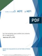 DE.7 MEFE,MEFI