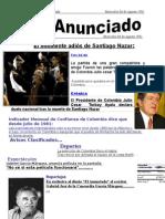 Diario Esteban Lara