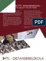 Ptl Distans Folder