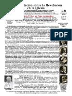 DOCUMENTACION SOBRE LA REVOLUCION DE LA IGLESIA