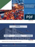 DIRECON 2018 Relaciones economicas internacionales